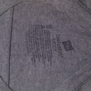 Hanes Shirts - Plain ole gray tee shirt